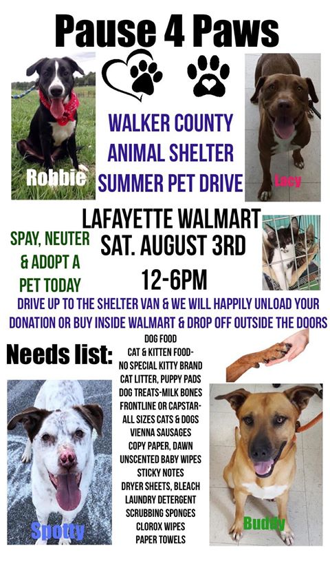 Animal Shelter - Walker County, GA - Official Government Site
